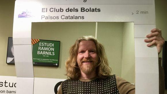 'El Club dels Bolats' conviden l'islandès Halldor Mar