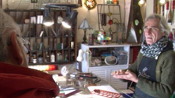 Les Naus de l'Art de la Floresta mostren les seves creacions i l'artesania dels seus artistes