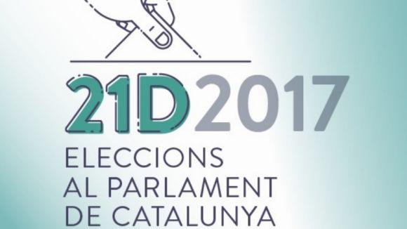 Les set principals candidatures compten amb santcugatencs a les seves llistes / Foto: Web Parlament