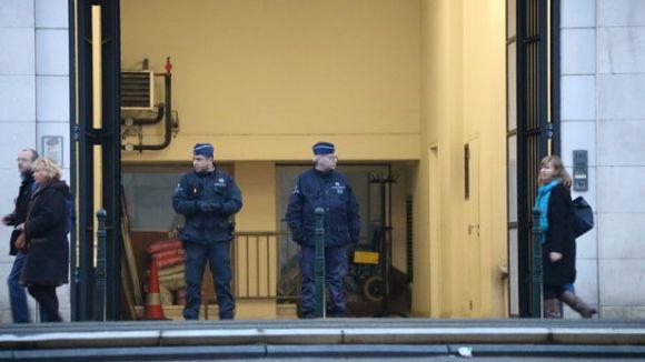 Imatge de l'edifici del jutjat belga / Foto: ACN