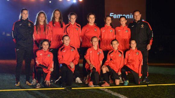 El futbol femení és el gran protagonista del 35è Torneig Ciutat de Sant Cugat