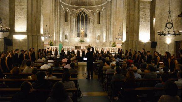 El Cicle de Música Sacra al Monestir torna el 8 de març amb un nou format