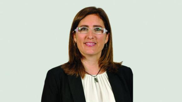La número 16 del PSC per Barcelona, Maria Mas, aquest dimecres al cicle d'entrevistes electorals