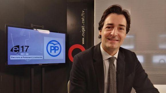 El PP vol que Sant Cugat reconegui la validesa de l'ensenyament diferenciat