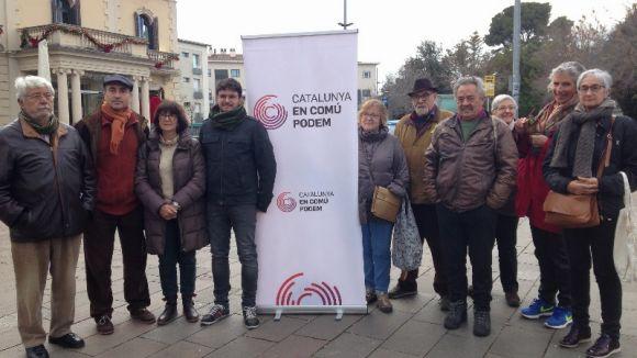 CatComú-Podem reivindica a Sant Cugat les mesures contra 'l'amenaça global' del canvi climàtic