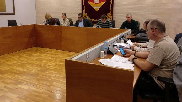 Valldoreix aprova amb els vots de l'equip de govern un pressupost per al 2018 de 9,1 milions d'euros
