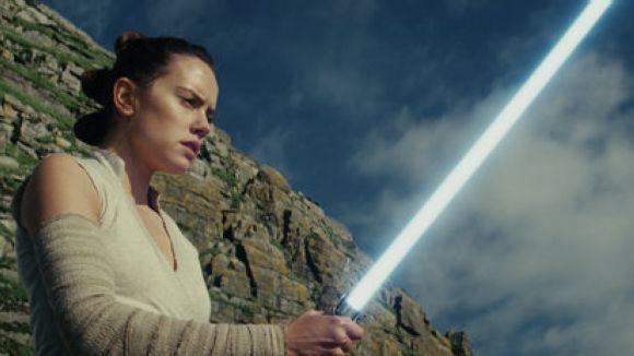 L'esperada 'Star Wars: Els últims Jedi' arriba als cinemes de Sant Cugat en català