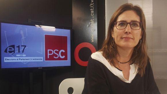 Maria Mas, número 16 del PSC per Barcelona