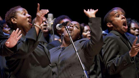 Concert: South Carolina Gospel Chorale