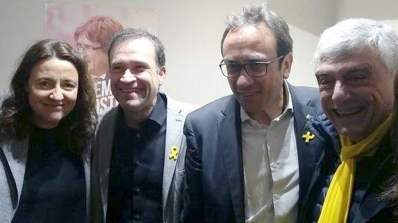Josep Rull (JxCat): 'El PP ofereix l'estabilitat de la por; nosaltres, l'estabilitat de la democràcia'