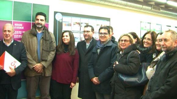 Espejo-Saavedra, convençut que Cs pot guanyar el 21-D també a Sant Cugat