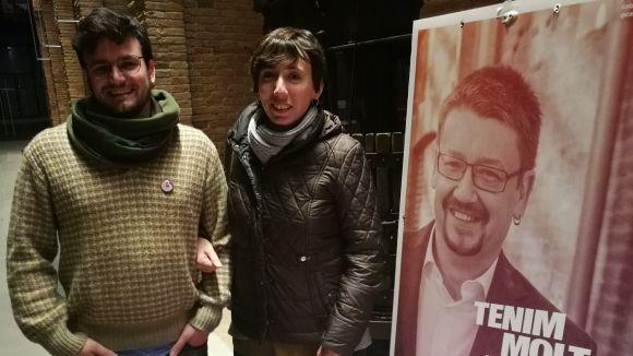 CatComú-Podem reivindica la recuperació dels drets socials amb la bandera de 'la generositat i la tendresa'