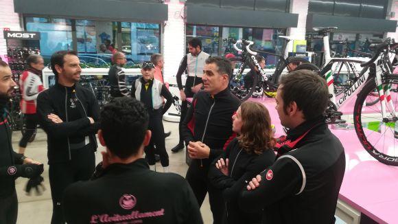 Induráin, sobre el cas Froome: 'És una llàstima per a la imatge del ciclisme'