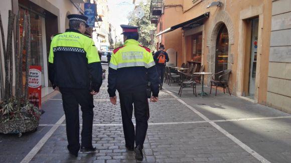 Activat l'operatiu especial de seguretat de Nadal amb la incorporació dels agents cívics