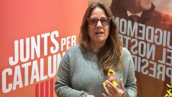 Anna Figueras (JxCat) tanca aquest dimarts el cicle d'entrevistes electorals de Cugat.cat