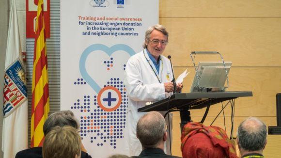 'El Pou' parla de la donació d'òrgans amb el director d'Eudonorgan, Martí Manyalich