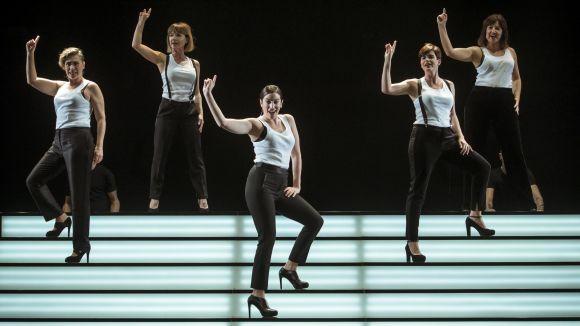Les desavinences entre sexes, avui sobre l'escenari del Teatre-Auditori amb 'Homes, la comèdia musical'