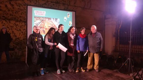 Ja són públics els guanyadors del concurs de pessebres de l'Ateneu Santcugatenc