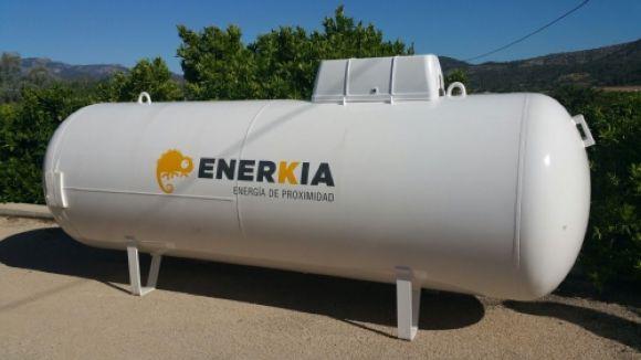 Enerkia engega una campanya de 'crowdlending' per desplegar una xarxa de gas a Fornells de la Muntanya