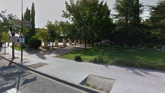 Les obres d'arranjament del passeig de Gaudí comencen aquest dilluns