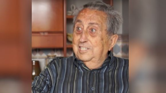 Mor Josep Lleonart, expresident de l'Associació de Propietaris i Veïns de la Floresta