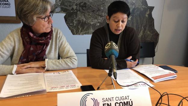 Sant Cugat en Comú crida els estrangers a inscriure's al cens per poder votar a les municipals de maig