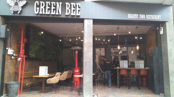 Obre a Sant Cugat el restaurant de menjar saludable Green Bee