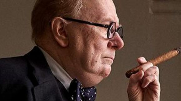El biopic de Churchill arriba als cinemes de Sant Cugat amb 'El instante más oscuro'