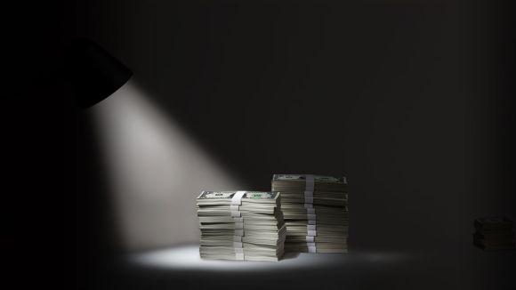 La campanya vol treure a la llum els diners que no es veuen / Foto: Oxfamintermon.org
