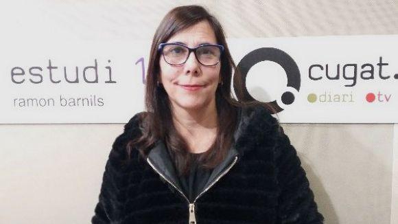 Cristina Paraira és tinenta d'alcalde d'Entorn Urbà, Mobilitat i Seguretat Ciutadana