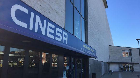Els cinemes van deixar de ser gestionats per Cinesa 25 anys després / Foto: Cugat Mèdia