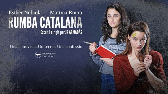 El santcugatenc JR Armadàs debuta avui com a dramaturg i director amb l'obra 'Rumba catalana'