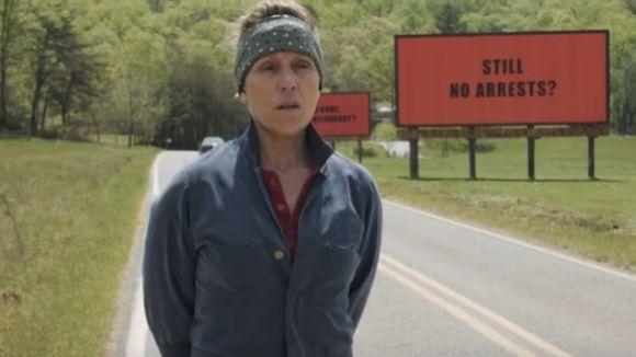 Frances MacDormand és la protagonista de 'Tres anuncios en las afueras' / Foto: YouTube