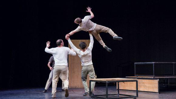 El Teatre-Auditori arrenca dimarts que ve la nova programació amb el doblement guardonat 'inTarsi'