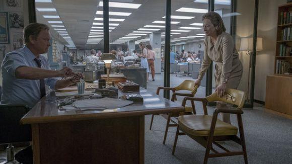 Steven Spielberg irromp als cinemes de Sant Cugat amb 'Los archivos del Pentágono'