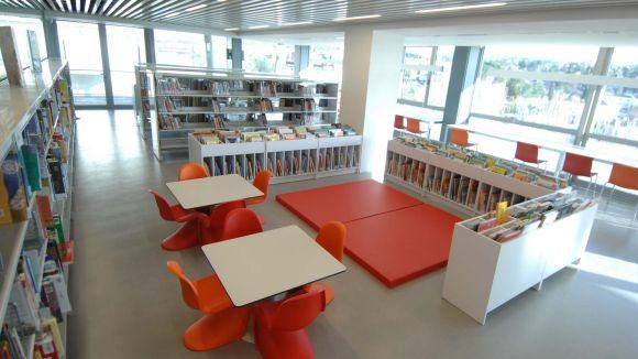 La trobada tindrà lloc a la Biblioteca de Mira-sol