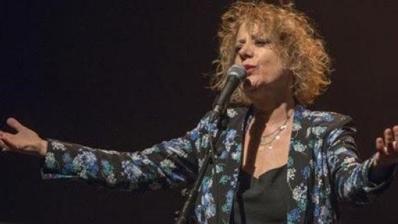 La cantant catalana Marina Rossell