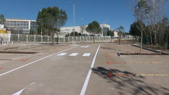 Ajuntament i treballadors de Can Sant Joan negocien reduir l'afectació de la zona taronja al polígon