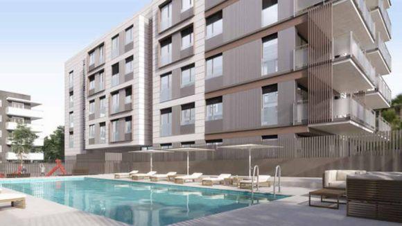 Arrenquen les obres de construcció de dos edificis de 24 habitatges cadascun a Volpelleres