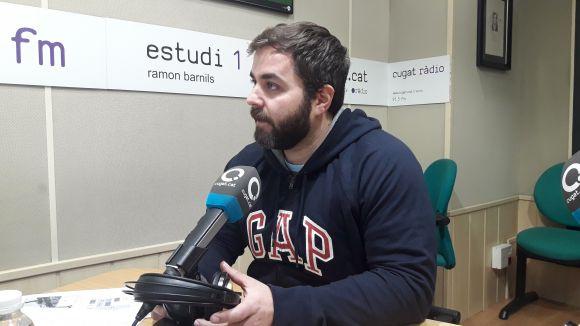 Eloi Rovira, regidor d'Esports