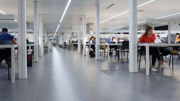 La UIC inaugura l'ampliació i reforma del Campus de Sant Cugat, amb la mirada posada a dos nous graus