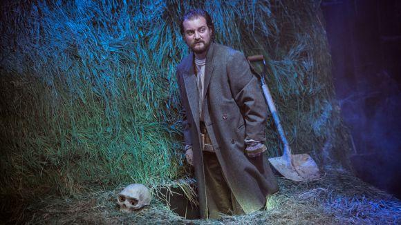 Pol López (actor): 'El text de 'La calavera de Connemara' és una partitura perfecta per fer riure'