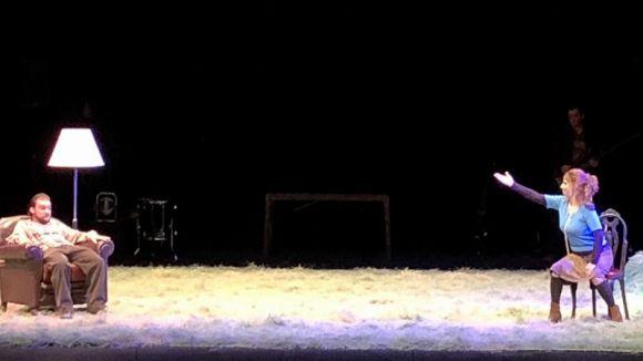 'La calavera de Connemara' porta la culpa i la mort vestides d'humor negre al Teatre-Auditori