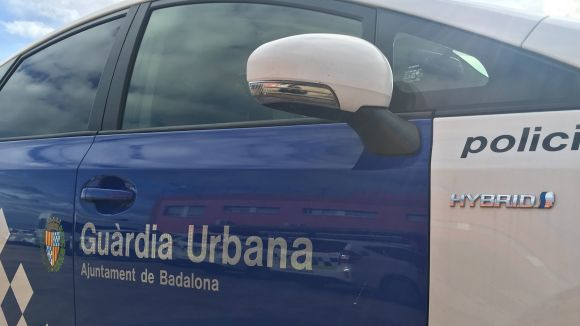 Quatre detinguts a Badalona per robar en vehicles estacionats a Sant Cugat i Rubí