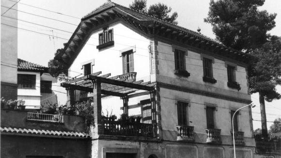 El barri va néixer fa 100 anys / Foto: http://memoria.lafloresta.info/