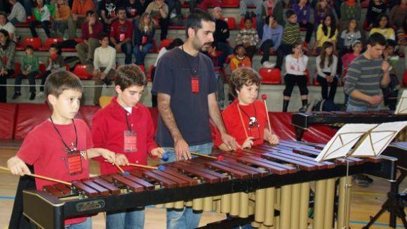 Sant Cugat es converteix aquest diumenge en la capital catalana de la percussió