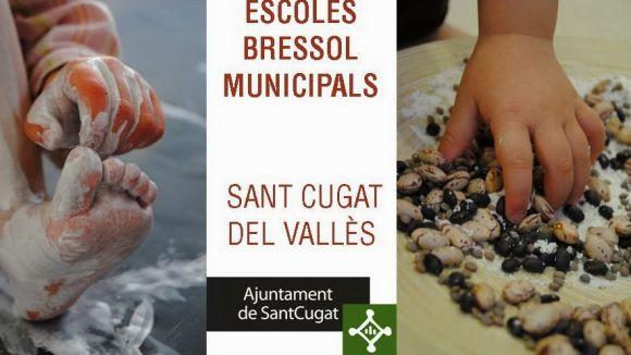 Obertes les inscripcions per als tallers gratuïts de les Escoles Bressol La Mimosa i Montserrat