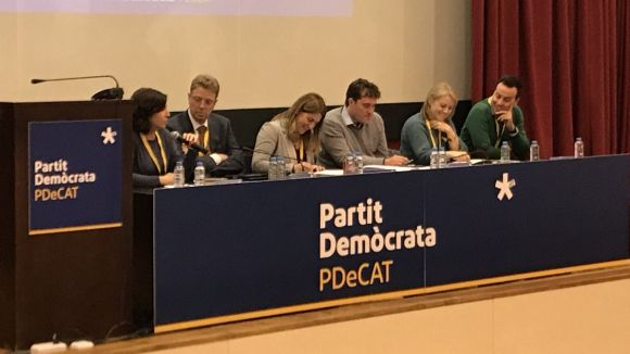El PDeCAT vol fer primàries per a les municipals en quatre mesos amb 'tots els escenaris oberts'