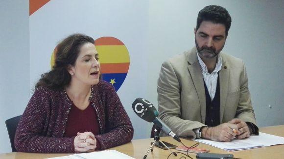 Cs exigeix la dimissió de l'alcaldessa, Mercè Conesa