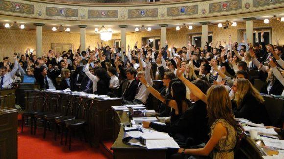 L'Avenç i l'Europa, participació santcugatenca a la sessió estatal de l'European Youth Parliament